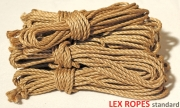 LEX ROPES Set Standard 8 St x 8m x 6mm